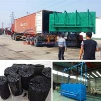 Continuous high efficient smokeless wood charcoal making machine Manufactures