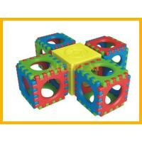 Indoor playsets Plastic Building Blocks for Children PT-029 Manufactures
