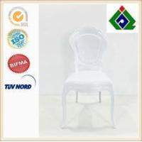 China Hot selling acrylic replica whole armless ghost chair on sale