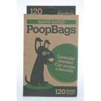 Earth Rated Poop Bags 120 Count $5.99 Manufactures
