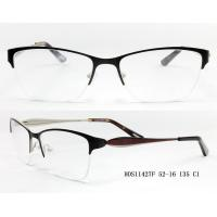 China OPTICAL FRAME 2014 Fashion Half Optical Frames For Woman. HOS11427F wholesale