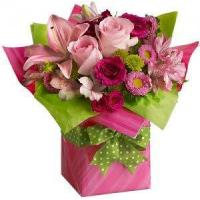 Birthday Pretty Pink Present delivery NO.4 birthday gift to australia syd Manufactures