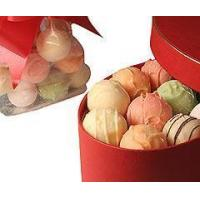 China Chocolates White Chocolate Swiss Truffles - 400g Bag on sale