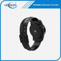 GPS Positioning Tracker Watch With Free APP Manufactures