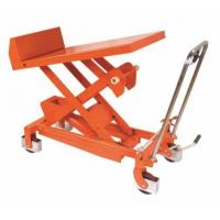 China Customized Manual or Electric Hydraulic Scissor Lift Table for Different Working Conditions on sale