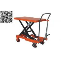 Hand Table Truck HT-50 Manufactures