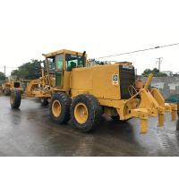 China used 12G Cat motor grader on sale