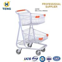 China Shopping Trolleys For Sale US70D 655*515*1050mm on sale