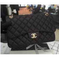 Chanel 2.55 Series Flap Bags Original Leather B5024 Black Manufactures