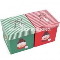 China Wholesale Christmas decoration Gift paper box small decorative gift boxes on sale