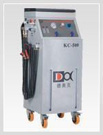 Engine cooling system cleaning machine Manufactures