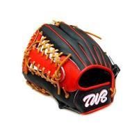 China TWB Classic 12.5 inch LHT Black/Red Outfielder Glove US$ 139.99 on sale