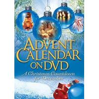 Advent Calendar on DVD Manufactures