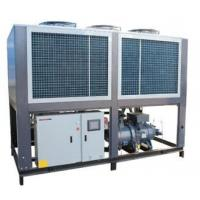 China Air cooled chillers Air cooled screw chiller on sale