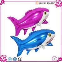 Lovely Fish Bird Animal Foil Helium Balloons Manufactures