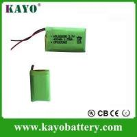 Buy cheap GPS Tracker 3.7V Lithium Battery from wholesalers