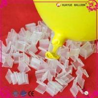 Best Quality Plastic Balloon Clip Tie for Sealing Helium or Air Manufactures