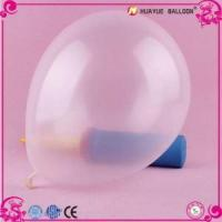 12 Inch 18 Inch 36 Inch Clear Transparent Confetti Latex Balloons Manufactures