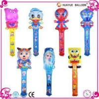 Happy Boom Sticks Noisemaker Foil Balloons for Kids Gifts or Party Manufactures