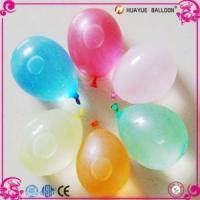Funny Colorful Small Latex 5 Inch Water Balloons for Children Toy Manufactures