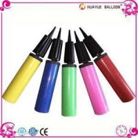 Plastic Air Hand Pump for Balloons Manufactures