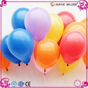Quality Factory Supply 10 Inch 1.5g 1.8g 2.2g Standard and Metallic Color Latex Balloons for Party for sale