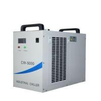 CW5200 water chiller for 100w co2 laser machine Manufactures