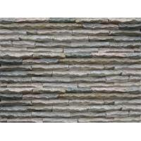 Buy cheap Natural Cyan Stacked Wall Stone YXW-014-2 from wholesalers