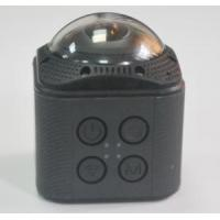 Vr camera 360 panorama 60fps with waterproof and wifi App control shock-resistant Manufactures