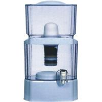 24L Mineral Water Pot Purifier with ceramic filter 7 grade cartridge Manufactures