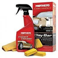 Mothers 07240 California Gold Clay Bar System (Auto Accessory) 1355 Manufactures