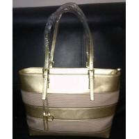PU handbag with flat handles ,hot selling online 2015 Manufactures