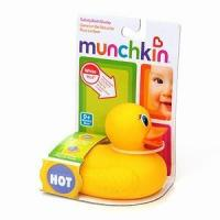 Munchkin White Hot Safety Bath Ducky Manufactures