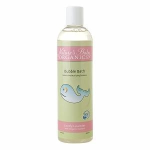 Quality Natures Baby Organics Bubble Bath NSF, Lovely Lavender for sale