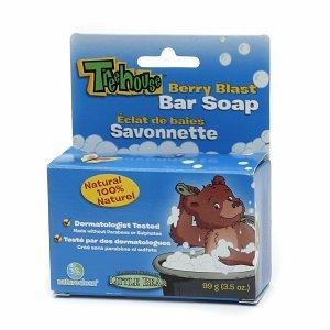 Quality Treehouse Natural Bar Soap, Berry Blast for sale