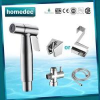 hot sale chrome finished stainless steel bidet set for toilet Manufactures