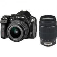China Pentax K-30 Mirrorless Digital Camera Kit with 18-55mm f/3.5-5.6 and 55-300mm f/4-5.8 Lens wholesale