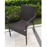 Outdoor Rattan Chair-hot Sale- French Wicker Dinner Outdoor Chair Manufactures