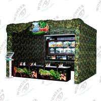 9D Simulator Products Hottest In IAAPA EXPO Laser Gun Simulator Games Indoor Shooting Target Manufactures