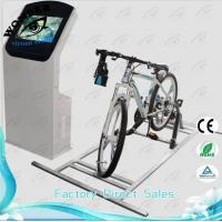 China 9D Action Cinemas Products 2017 Hot sale!2017 new product bike VR racing bike 9d game simulator on sale