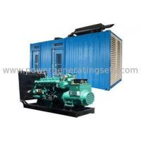 China YUCHAI 1000kva Diesel generator set container type ISO CE certificate on sale