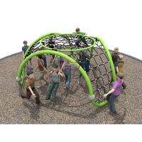 China F158-3 450*450*180cm Kids Climbing Frames Outdoor Play Equipment on sale