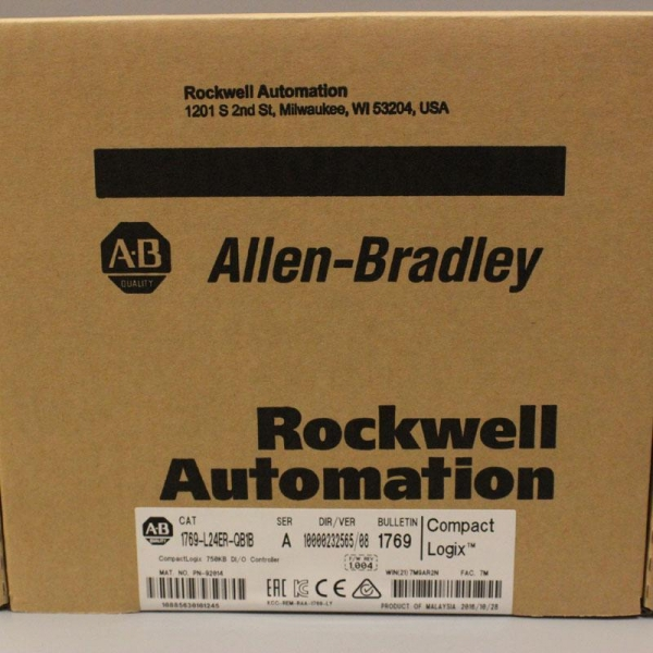 Quality PLC 1756-OF6CI 100% original Allen-Bradley PLC one-year warranty 1756OF6CI for sale