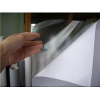 Illuminated Sign Material Product  Clear SAV/Clear Printing Stickers