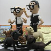 D&G Collection Limited Figurine Resin Creative Figurine Manufactures