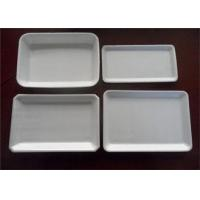 Buy cheap Outdoor Serving Disposable Food Trays Divided Bath With Custom Printed from wholesalers