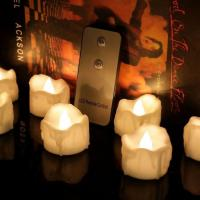 Buy cheap Battery Operated Remote Control LED Tealight Candles from wholesalers