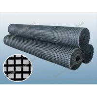 Buy cheap Self-Adhesive Warp Knitted Fiberglass Geogrids with 1m Width from wholesalers