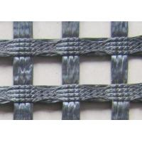 Buy cheap Warp Knitted Polyester Biaxial Geogrid Geomalla De Refuerzo from wholesalers