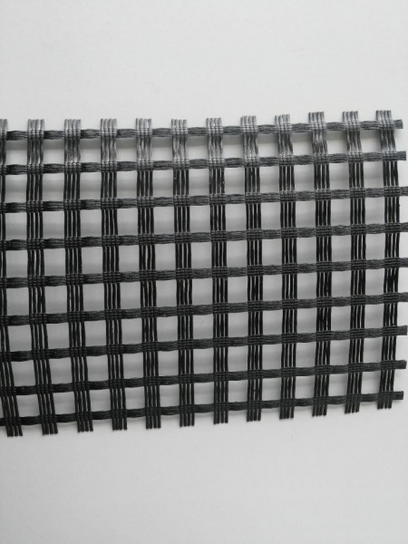 Quality Alkali and Oxidative Resistance Coating Polymers Fiber Glass Geogrid for sale